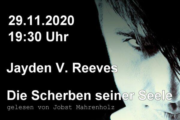 Exklusiv LESUNG: Die Scherben seiner Seele Bd.2