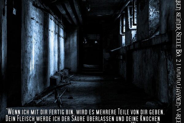 QUOTE: Die Scherben seiner Seele Bd.2
